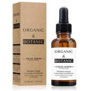 Organic & Botanic Correcting Facial Serum